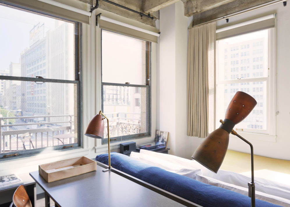 Ace Hotel Downtown Los Angeles Medium with Terrace